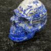 Lapis Lazuli Skull