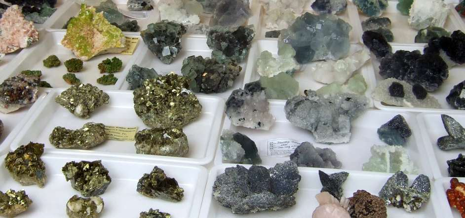 Collector's Guide: minerals