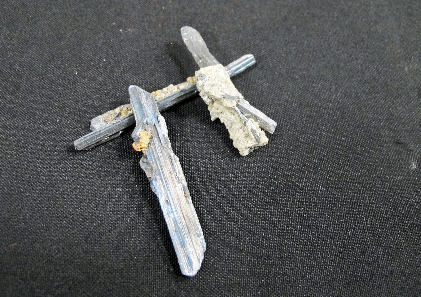 Fossil and Crystal Shop Stibnite