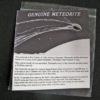 Meteorite Sample