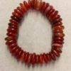 Carnelian Bracelet Close Up