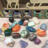Advent gemstones