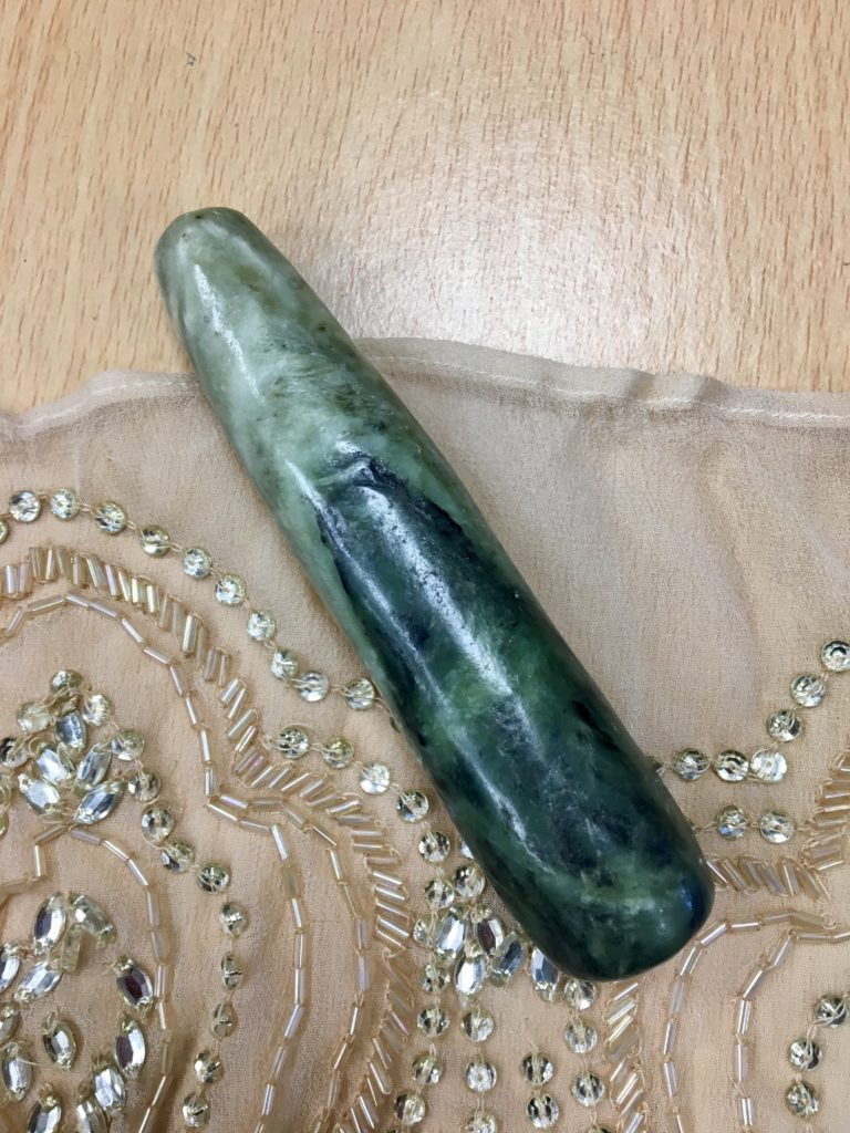 Jade Massage Wand