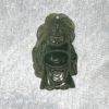 Jade buddha pendant