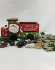 Gemstone Advent Calendar Santa Truck