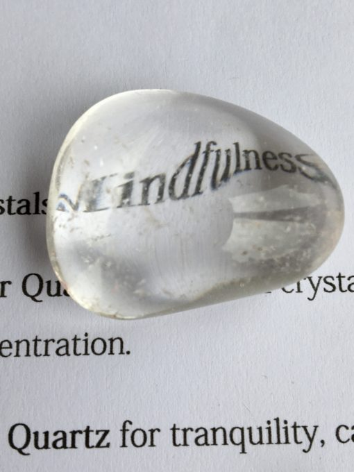 Mindfulness Crystals Quartz