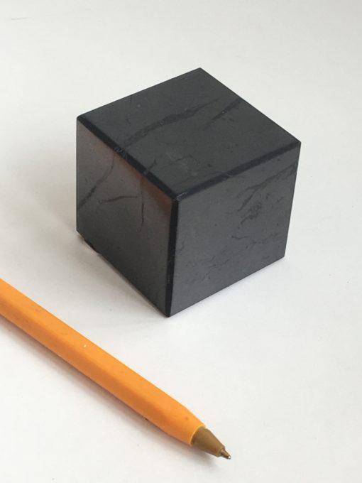 Shungite Cube size