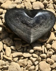 Obsidian Sheen Heart
