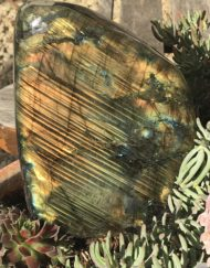 Labradorite Close Up
