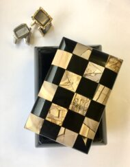 Chess Board Trinket Box