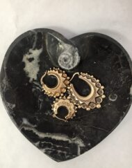 Moroccan Fossil Sweetheart Dish