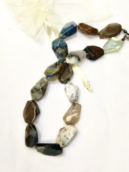 Merlinite Necklace