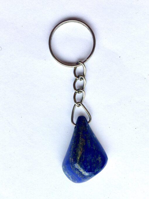 Lapis Lazuli Keyring