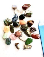 crystals for advent calendar