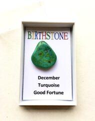 December Birthstone Turquoise