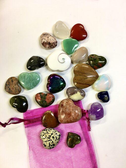 Crystal Heart Advent Calendar