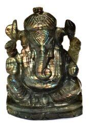 Labradorite Ganesh