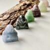 Miniature Buddha Set of 3