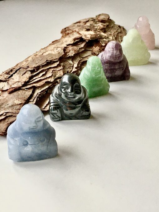 Miniature Buddha Set of 3