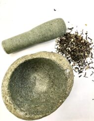 Stone Pestle and Mortar