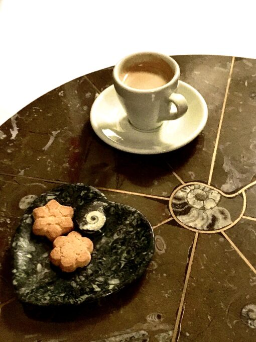 Moroccan Fossil Coffee Table