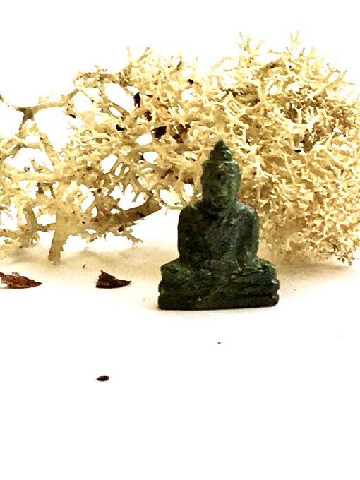 Alexandrite Miniature Buddha