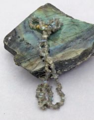 necklace labradorite