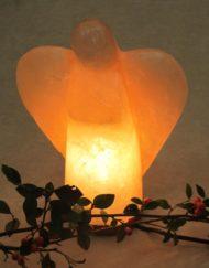Angel Salt Lamp