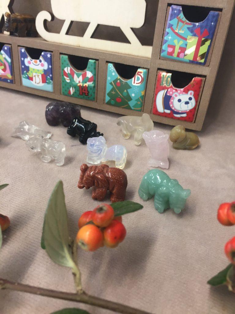 Gemstone Animals