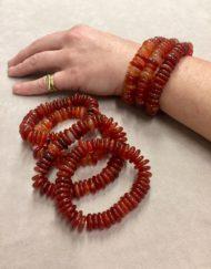 Carnelian Bracelet,