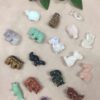Gemstone Animal Collection