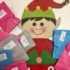 Gemstone Advent Calendar Elf Plastic free