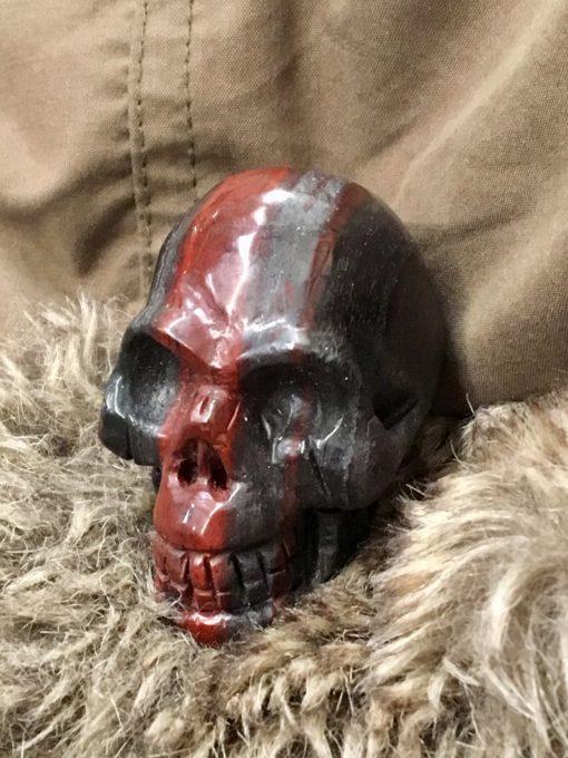 Ancestralite Skull for holding
